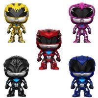 Power Rangers Movie Pop Vinyl Figures