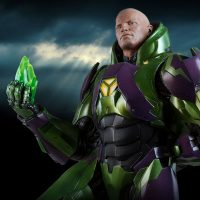 Power Suit Lex Luthor Premium Format Figure small