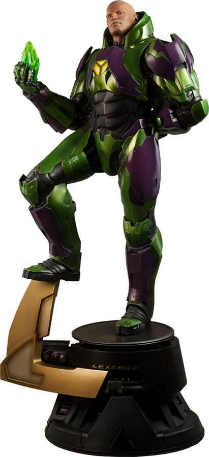 Power Suit Lex Luthor Premium Format Figure