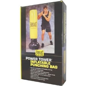 Power Tower Inflatable Punch Bag