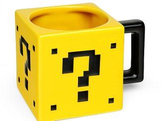 Power-Up Mug