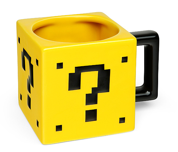 Power-Up Mug