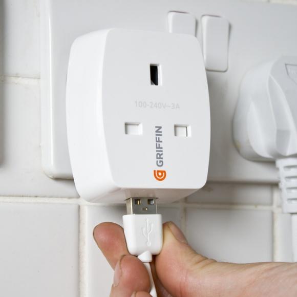 PowerBlock USB Mains Charger