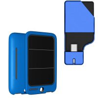 PowerSkin SolarCharge & KeyCharge Portable Power Solutions