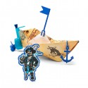 PowerUp Boat Motorized Paper Boat Kit