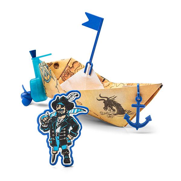 PowerUp Boat Motorized Paper Boat Kit