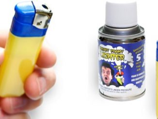 Prank Foaming Lighter