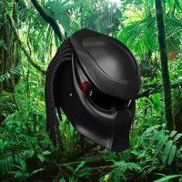 Predator 2 Motorcycle Helmet
