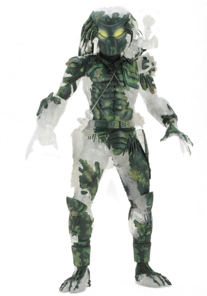 Predator 30th Anniversary Jungle Demon Action Figure