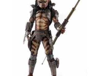 Predator City Hunter Light-Up 1 4 Scale Action Figure
