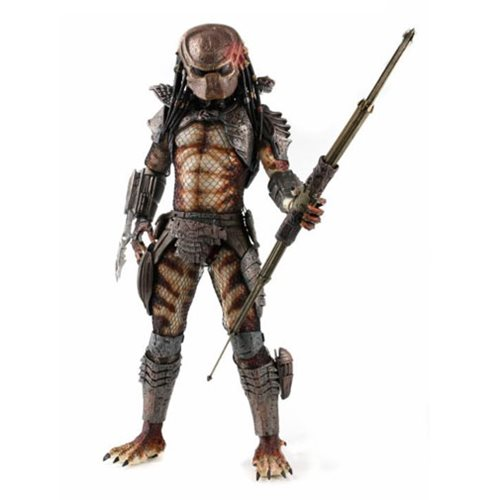 Predator City Hunter Light-Up 1 4 Scale Action Figure