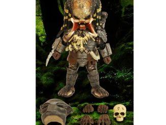 Predator Hybrid Metal Figuration Die-Cast Metal Action Figure