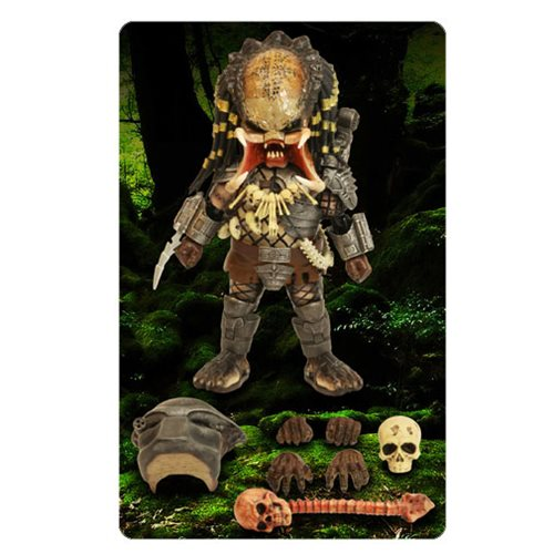Predator Hybrid Metal Figuration Die-Cast Metal Action Figure