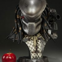 Predator Masked Hunter Legendary Scale Bust