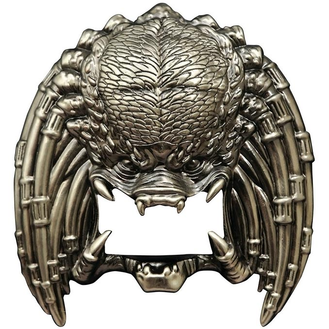 Predator Metal Bottle Opener