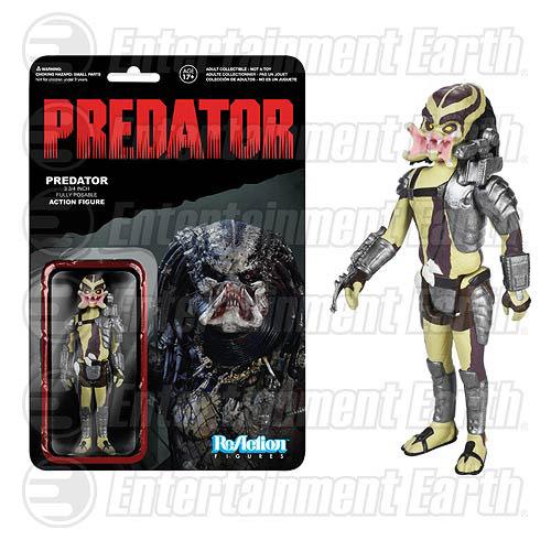 Predator Open Mouth Predator ReAction Action Figure