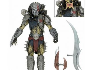 Predator Scarface Ultimate Video Game Appearance 7-Inch Action Figure
