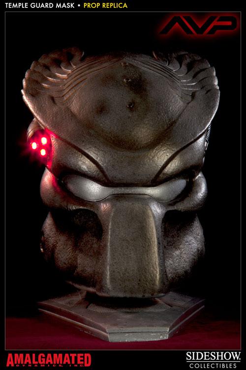 Predator Temple Guard Mask
