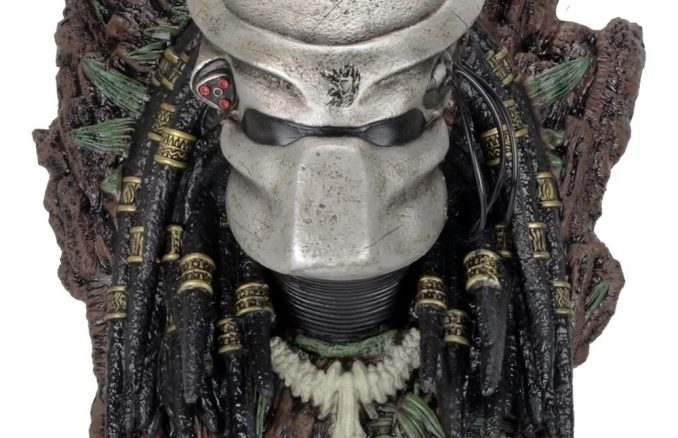 Predator Wall Mounted Bust