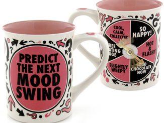 Predict The Next Mood Swing Mug