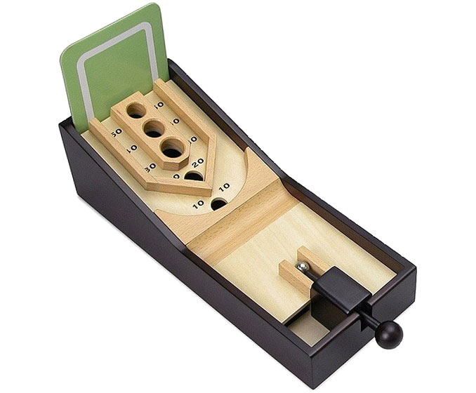 Premium Desktop Skee Ball
