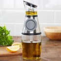 Press-and-Measure Oil & Vinegar Dispenser