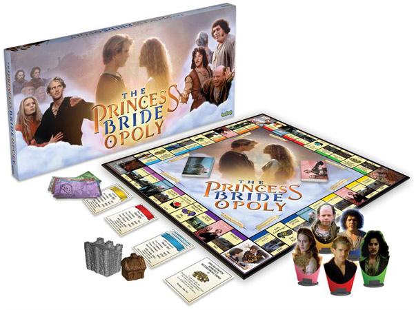 Princess Bride-opoly Board Game