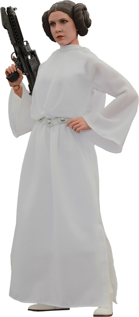 Princess Leia Sixth-Scale Figure