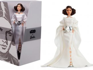 Princess Leia Star Wars x Barbie Doll