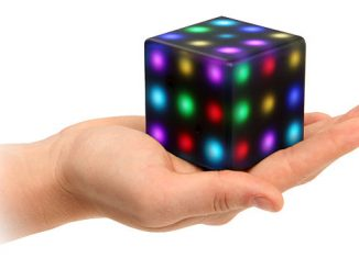 Princip Interactive LED Futuro Cube