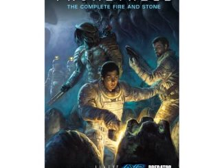 Prometheus The Complete Fire and Stone Hardcover Book