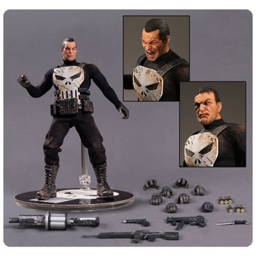 Punisher 1 12 Collective Action Figure