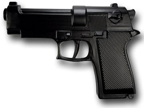 Punisher 9mm Handgun Belt Buckle