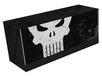 Punisher Bluetooth Stereo Speaker