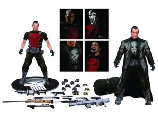 Punisher Deluxe One 12 Collective Action Figure