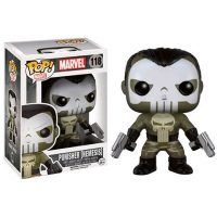 Punisher Nemesis Punisher Pop Vinyl Figure