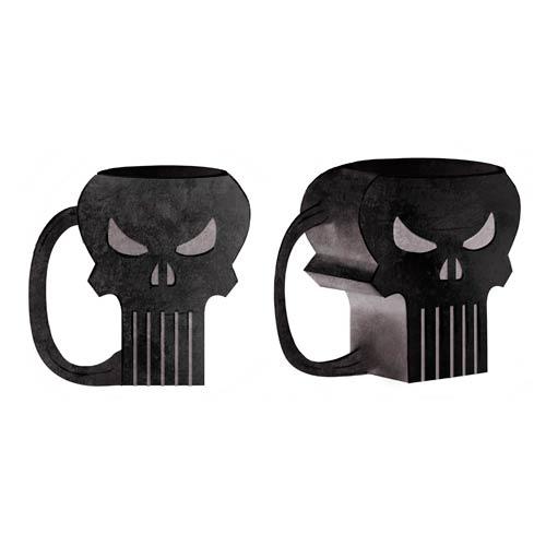 Punisher skull ring punisher skull 16 oz molded mug publicscrutiny Gallery