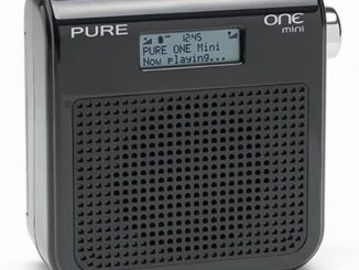 Pure One Mini Portable DAB Radio
