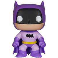 Purple Rainbow Batman Pop Vinyl Figure