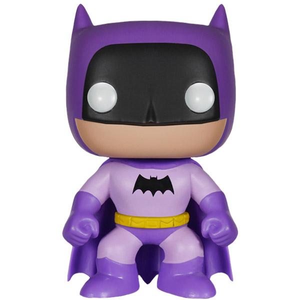 Batman 75th Anniversary Purple Rainbow Batman Pop Vinyl