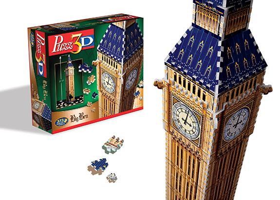 Puzz 3D Big Ben Puzzle