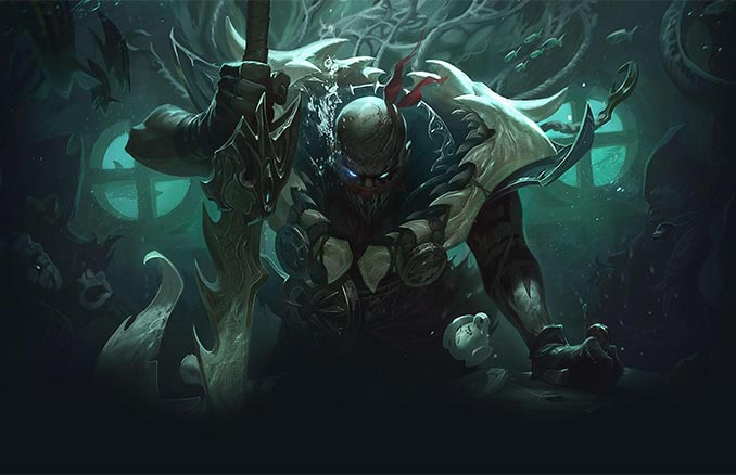 Pyke: The Bloodharbor Ripper - New League of Legends Champion