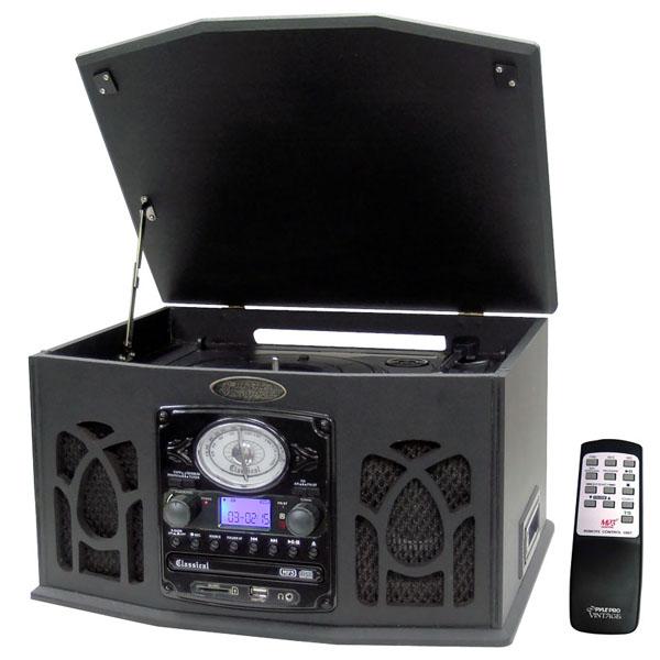 Pyle Audio PTCDS5U Turntable
