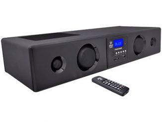 Pyle PSBV200BT Bluetooth Soundbar Review