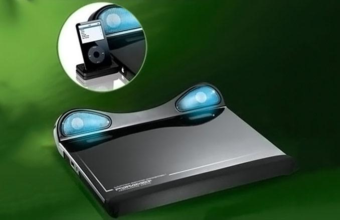 Pyramat Lap Blaster Laptop Sound Booster