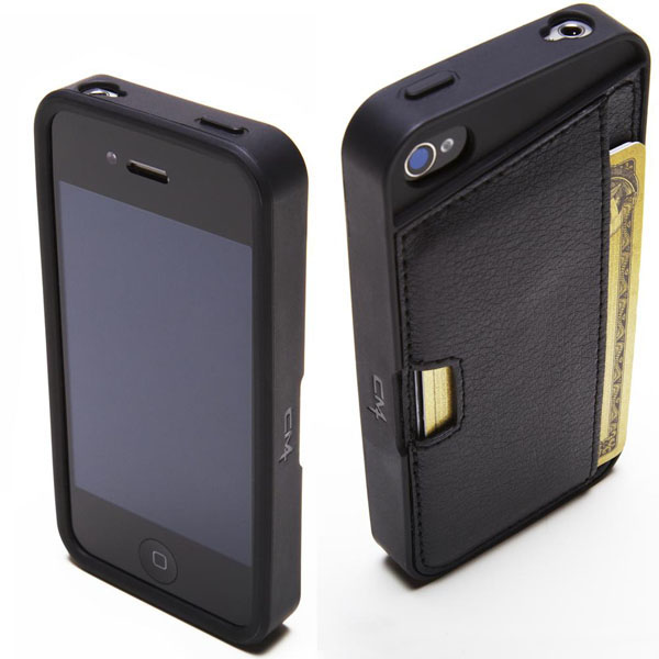 Q Card Case for iPhone 4 and 4S