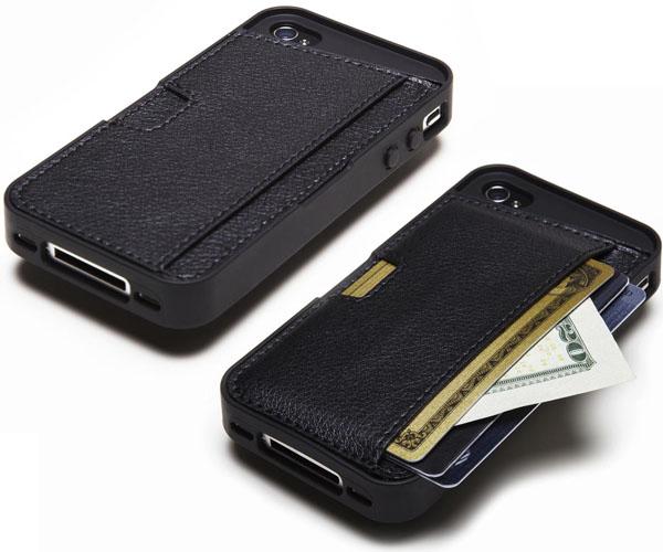 Q Card iPhone 4/4S Case