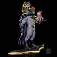 Q-Master Batman Family Diorama