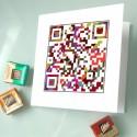 QR Code Valentine Card
