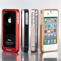 Qmadix Bezel iPhone Case